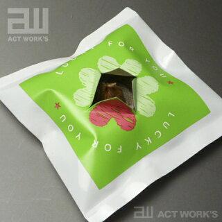 actwork's四つ葉のクローバーLuckyforYou×6個セット