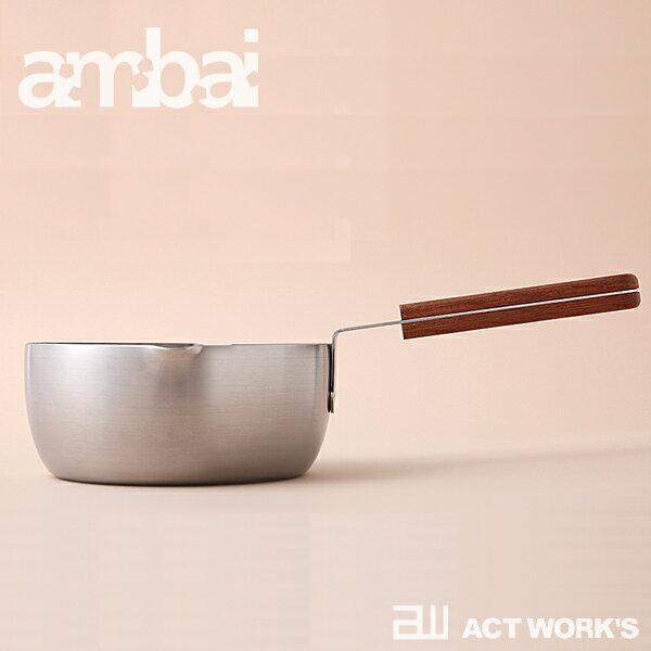 ambai 雪平20cm -ISK-52020- 片手鍋