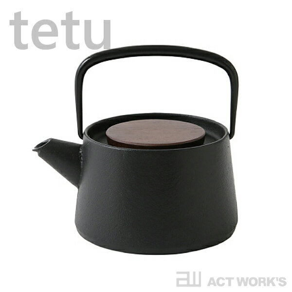 tetu 急須(鉄鋳物)