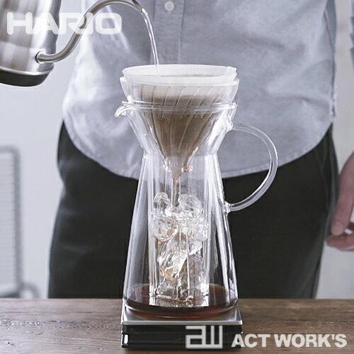 HARIO V60グラスアイスコーヒーメーカー