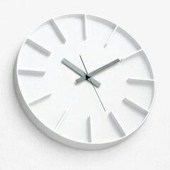 【ポイント10倍・送料無料】シンプル&モダン 壁時計【RCP】LEMNOS edge clock エッジクロック...