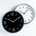 【RCP】LEMNOS MONO Clock(モノクロック) RIKI CLOCK 【タカタレムノス デザイン雑貨 壁掛け時計 ウォールクロック スタイリッシュ インテアリア 北欧 リビング ダイニング キッチン オフィス 店舗】
