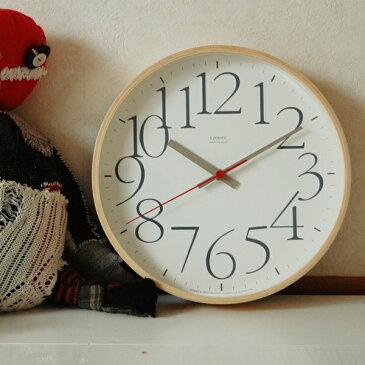 【RCP】LEMNOS AY clock 【タカタレムノス デザイン雑貨 壁掛け時計 ウォールクロック スタイリッシュ インテアリア 北欧 ナチュラル リビング ダイニング キッチン オフィス 店舗】