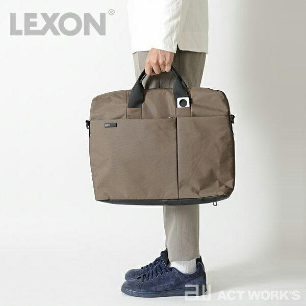 LEXON APOLLO ドキュメントバッグ (L)