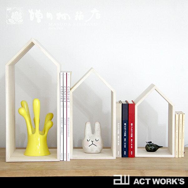 『増田桐箱店』の「本の家 BOOK HOUSE NEST」