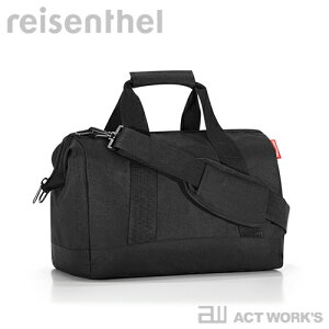 reisenthel allrounder ライゼンタール オールラウンダー ブラック ボストンバッグ ショルダーバッグ デザイン ビジネス スーツケース トラベル