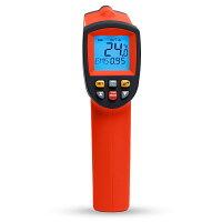 非接触型赤外線放射温度計TemPro 700 測定範囲-50°〜700°/赤外線測温器/測定器/レーザーポイント付き測温計/放射温度計/非接触型測温計/デジタル液晶表示/小型/コンパクト/測定器/工業用温度計/送料無料