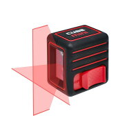 レーザー墨出し器キューブミニベーシック 1垂直1水平/レーザーレベル/墨出器/水平器/オートラインレーザー/レーザーライン/すみだし/墨出しレーザー/測量/測定器/建築/自動補正/小型/墨出しレーザー/レーザー墨出機/高輝度/レーザー水平器/送料無料