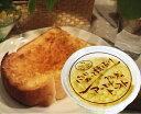 パンにぬって焼くだけ♪田舎カフェの、モーニング体験♪ほんのり甘いアーモンドバター自家製【...