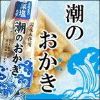 【潮のおかき】喜多山製菓 おかき 厳選された国産もち米 サクサク