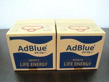 AdBlueアドブルー尿素水10L2個セット(1個あたり:1900円税込)