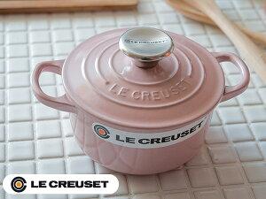 *【正規日本仕様 15%OFF】LE CREUSET/ル・クルーゼ ココットロンド 14cm<アンティークローズ>
