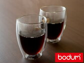 bodum/ボダム パヴィーナダブルウォールグラス2個セット(4559-10)<350ml>