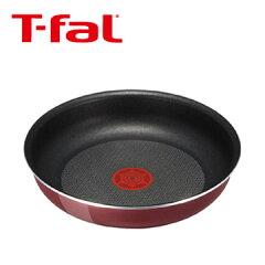 **T-FAL/ティファール インジニオ ガーネット フライパン 22cm(L75103)