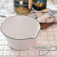 ★45%OFF 大特価販売中**富士ホーロー フィンランドブルー ミルクパン 14cm ( FB-14M ) 【 ...
