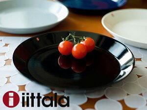 **【今だけ!35%OFF】iittala/イッタラ TEEMA プレート皿26cm(007271)<ブラック>