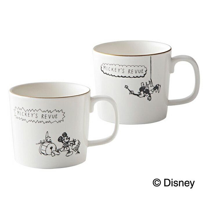 マグカップ・ティーカップ, マグカップ Disney ( D-MF01 ) Mickey Minnie