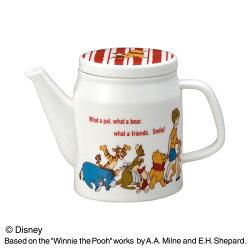 Disneyヴィンテージプーポット(D-VP01)【ディズニーくまのプーさんティーポット】【アドキッチン】