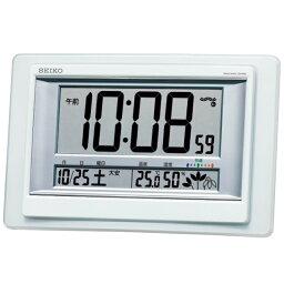 セイコー 掛置兼用電波時計 SQ432W【 アドキッチン 】