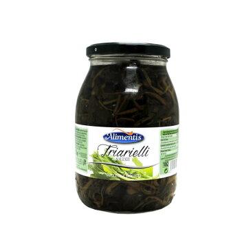 ALIMENTIS ( アリメンティス )フリアリエッリ オイル漬け( ナポリ風ブロッコリー ) 1kg