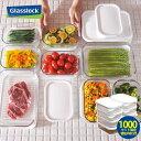 グラスロック 6点セット Glasslock 保存容器 耐熱...