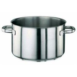 パデルノ18-10半寸胴鍋(蓋無)1007-40(1007-40)<40cm>