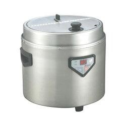 スープウォーマーエバーホット(蒸気熱保温)NMW-168φ355×H458mm