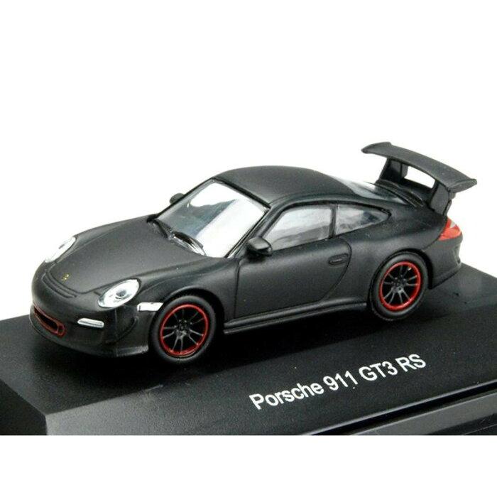 Schuco/シュコー ポルシェ 911 GT3 RS 「コンセプトブラック」 1/87スケール 452606100