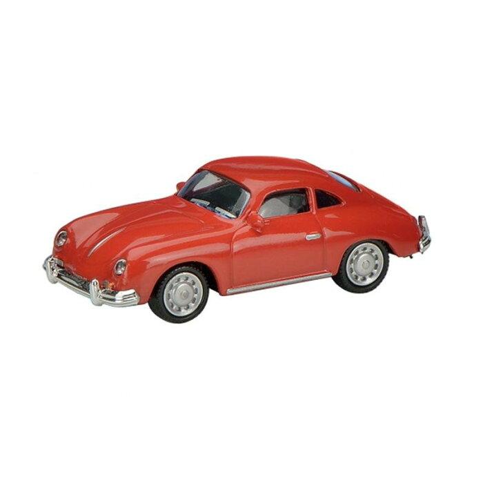 Schuco/シュコー ポルシェ 356 A クーペ レッド 1/87スケール 452608000