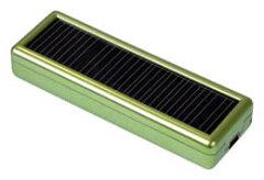 いつでもどこでも充電できる多機能ソーラーバッテリー充電器iCharge eco Mini