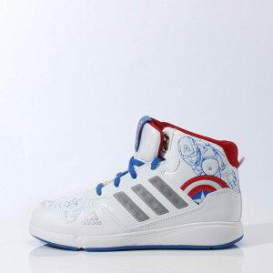【公式】adidas アディダス キッズ マーベル アベンジャーズ ミッド K キャプテンアメ…