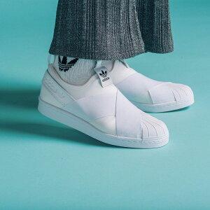 【公式】アディダス adidas SS スリッポン W / SS Slip On W レディース メンズ オリジナルス シューズ スニーカー スリッポン S81338 [whitesneaker] p0323