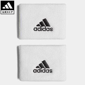 【公式】アディダス adidas 返品可 テニス リストバンド スモール [WRISTBANDS] レディース メンズ アクセサリー リストバンド 白 ホワイト CF6279