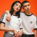 【公式】アディダス adidas 3ストライプ 半袖Tシャツ メンズ オリジナルス ウェア ト