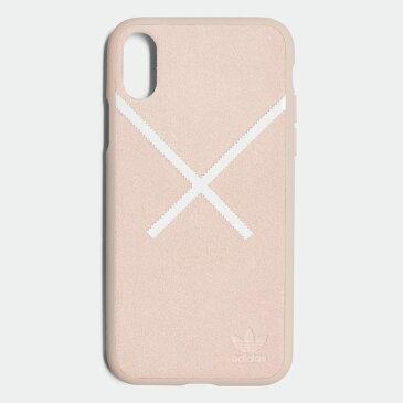 【公式】アディダス adidas X/XS iphonecase オリジナルス レディース メンズ アクセサリー iPhoneケース 紫 パープル CJ1323 p1016