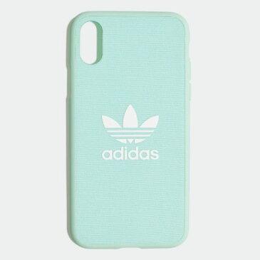【公式】アディダス adidas X/XS iphonecase オリジナルス レディース メンズ アクセサリー iPhoneケース 白 ホワイト CK6182 p1016