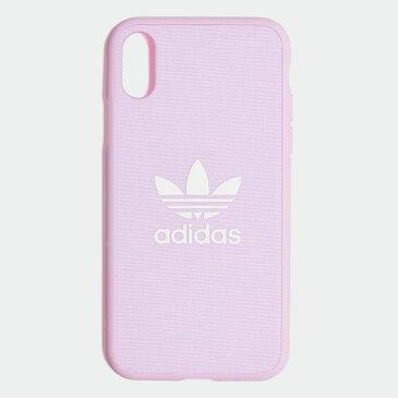 【公式】アディダス adidas X/XS iphonecase オリジナルス レディース メンズ アクセサリー iPhoneケース ピンク CK6185 p1016