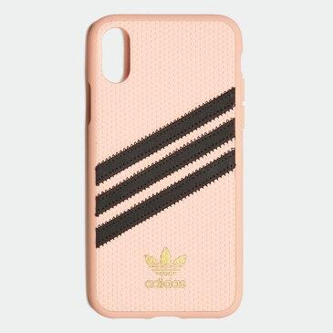 【公式】アディダス adidas X/XS iphonecase オリジナルス レディース メンズ アクセサリー iPhoneケース ピンク CL4903 p1016