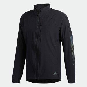 【公式】アディダス adidas ランニング ライズアップ N ラン ジャケット / Rise Up N Run Jacket メンズ ウェア アウター ジャケット 黒 ブラック DZ1575 ランニングウェア p1030