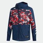 【公式】アディダス adidas 野球 5T ウインドブレーカー ジャケット / 5T Wind Jacket メンズ ウェア アウター ジャケット 青 ブルー ED3790