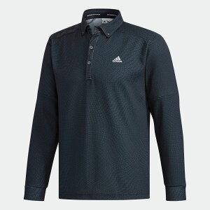 【公式】アディダス adidas CP ジオメトリックプリント ボタンダウンシャツ 【ゴルフ】 メンズ ゴルフ ウェア トップス ポロシャツ U31069 p1030