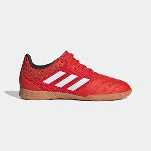 【公式】アディダス adidas サッカー コパ 20.3 サラ IN / フットサル用/インドア用 / Copa 20.3 Sala Indoor Boots キッズ シューズ スポーツシューズ 赤 レッド EF1915 スパイクレス