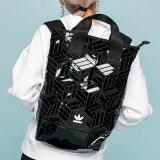 【公式】アディダス adidas ロールトップ バックパック レディース メンズ オリジナルス アクセサリー バッグ バックパック/リュックサック FL9675 ss2020_mss