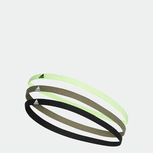 【公式】アディダス adidas 3PP ヘアバンド レディース メンズ ジム・トレーニング アクセサリー 帽子 ヘッドバンド FM0215 p0802