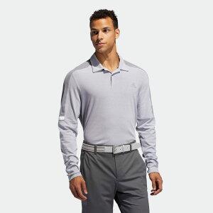【公式】アディダス adidas AEROREADY 長袖シャツ【ゴルフ】 メンズ ゴルフ ウェア トップス ポロシャツ FJ9922 p0824
