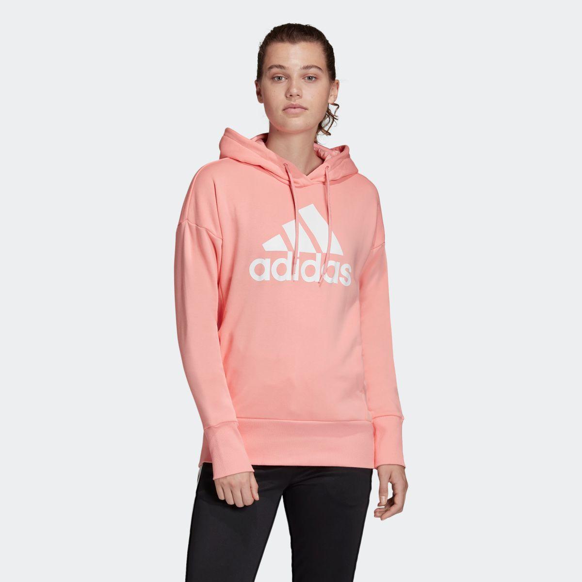 トップス, パーカー  adidas Badge of Sport Long Hoodie moday moress p0705