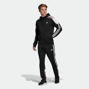 【公式】アディダス adidas MTS トラックスーツ (ジャージセットアップ)/ MTS Track Suit メンズ アスレティクス ウェア セットアップ ジャージ FL3631 moress