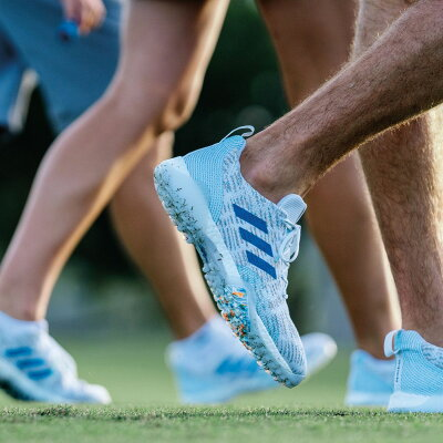 【公式】アディダス adidas コードカオス プライムブルー【ゴルフ】 メンズ ゴルフ シューズ スポーツシューズ EG8984 画像2