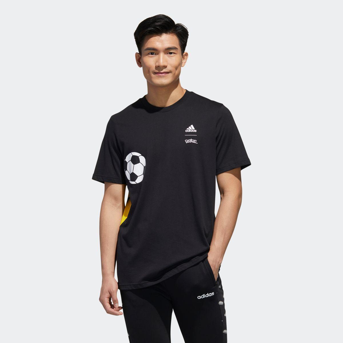 トップス, Tシャツ・カットソー  adidas T Pokemon Pikachu Tee T GD5856 p0810