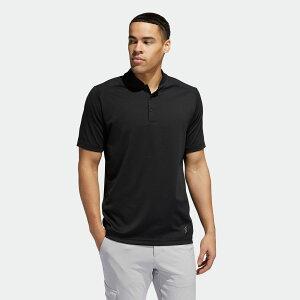 【公式】アディダス adidas ゴルフ ADICROSS 半袖ヘンリーネックシャツ 【ゴルフ】/ ADCS NOSHO P S メンズ ウェア トップス ポロシャツ 黒 ブラック FS5012 p1023 p1126